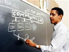 Obama Teaching Communism